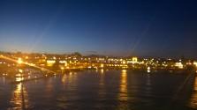 Ramsgate Harbour at night